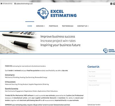 Excel Estimating