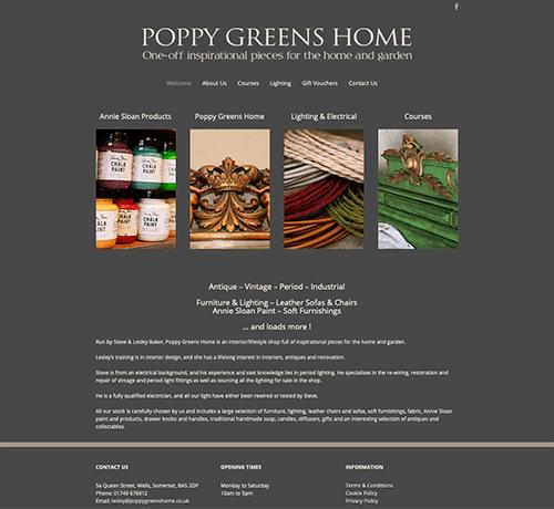 Poppy Greens Home